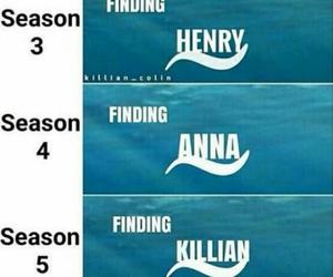anna, killian, and finding image