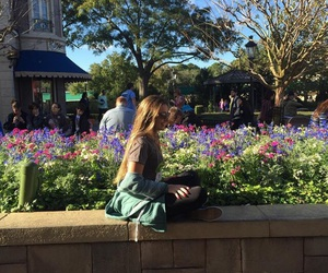 disney, girl, and trip image