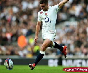 rugby, george ford, and england rugby image