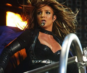 britney spears, tour, and dance image