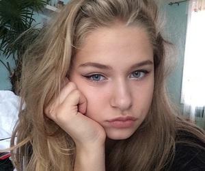 girl, grunge, and icon image