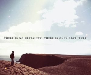 adventure, quote, and life image