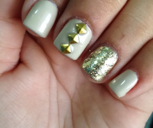 nails, gluten, and gelish image