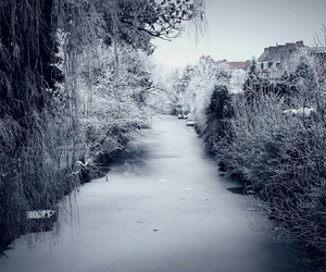 beautiful, cold, and places image