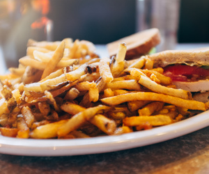 food, french, and fries image