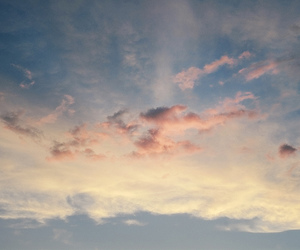 sky, beautiful, and nature image