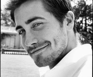 jake gyllenhaal, sexy, and smile image