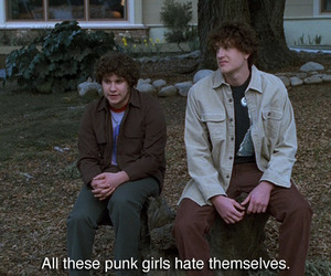 punk, grunge, and hate image