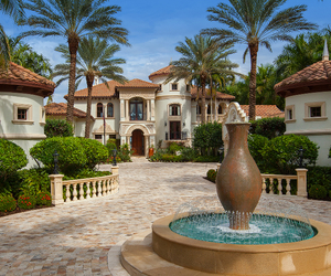 beautiful and mansion image