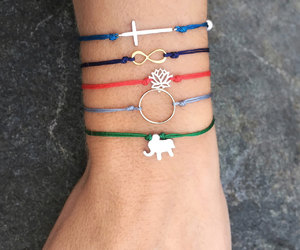 etsy, friendship bracelet, and bridesmaid gift image