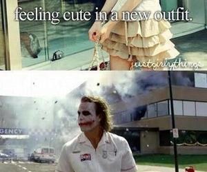 funny, joker, and batman image