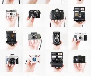 camera, holga, and nikon image