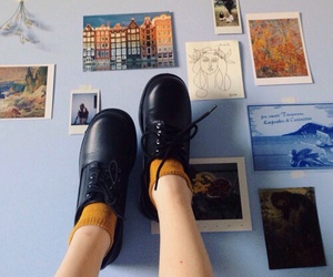 shoes, indie, and tumblr image