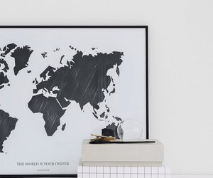 interior, white, and world image