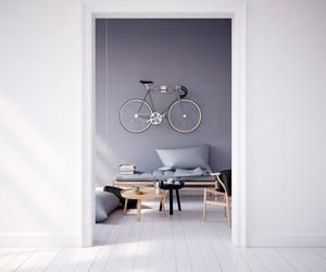 home, interior, and minimalism image