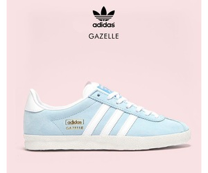 adidas, blue, and pink image