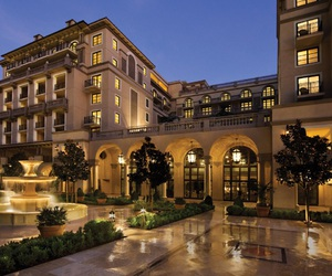 luxury, hotel, and Beverly Hills image