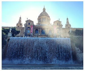 Barcelona, espana, and own image
