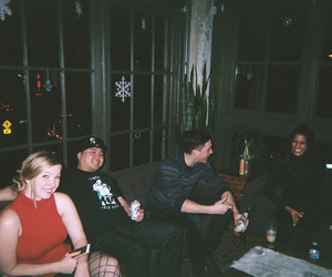 analog, dark, and disposable image