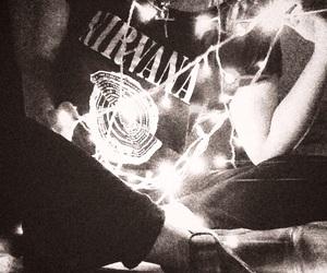 black, black & white, and grunge image
