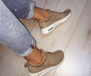 beige, shoes, and style image