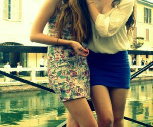 awesome, beautiful, and best friends image