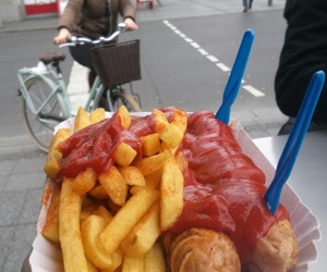 berlin, germany, and currywurst image