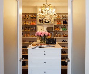 apartment, chic, and decor image