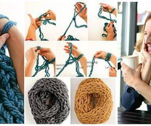 Easy and scarf image