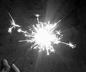 2016, sparkler, and cute image
