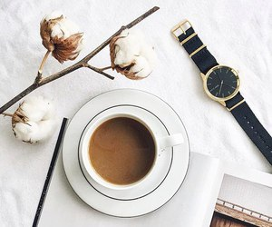 coffee, goals, and life image