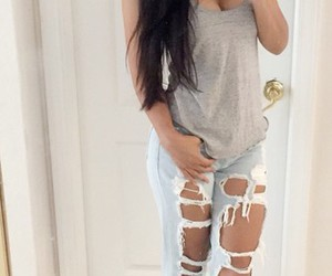 clothes, tank top, and clothing image