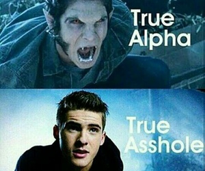 teen wolf, theo, and alpha image