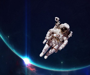 astronaut, background, and edit image