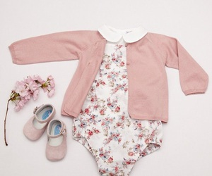 baby, baby clothes, and baby girl image