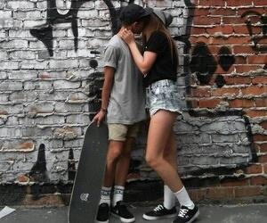 couple, cute, and boyfriend image