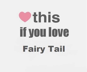 anime, heart, and fairy tail image