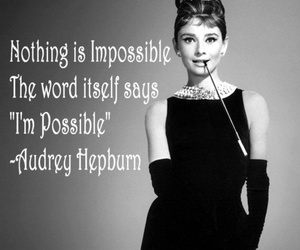 impossible and quote image