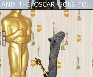 oscar, funny, and lol image