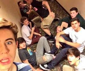 magcon, nash grier, and shawn mendes image
