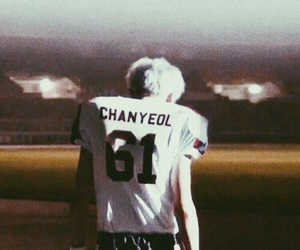 exo and chanyeol image