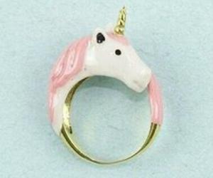 unicorn and ring image