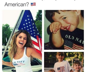 america, flag, and white image