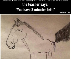funny, school, and lol image