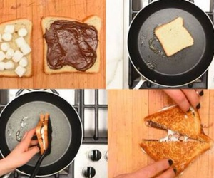 diy, food, and nutella image