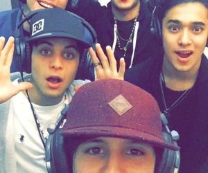boyband, pretty boys, and richard camacho image