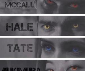 teen wolf, scott mccall, and derek hale image
