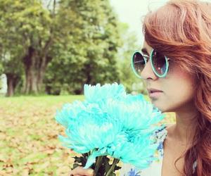 cool, peliroja, and fashion image