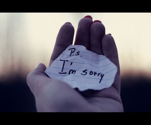 :( and im sorry image