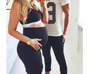 baby and couple image